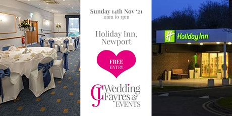 Wedding Fayre -  Holiday Inn (Newport) tickets