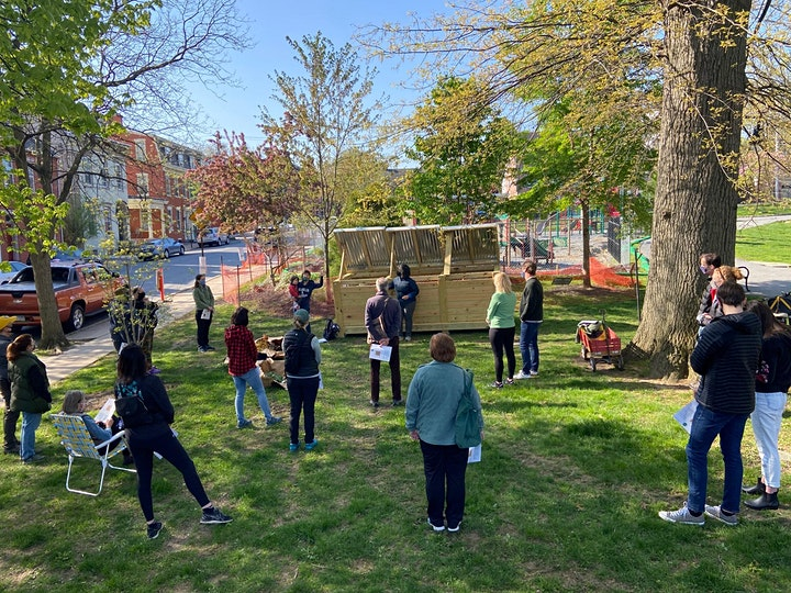 Lancaster Compost Co-Ops: Orientation & Workday - Behind Culliton Park image