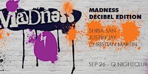 [dB2015 Showcase] SHIBA SAN (dj) JUSTIN JAY (dj)...