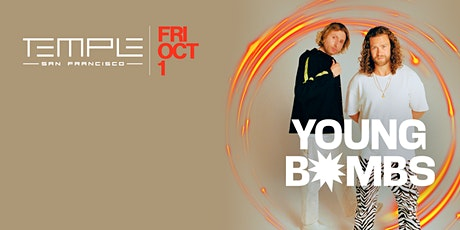 Young Bombs at Temple SF tickets