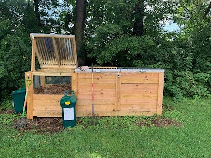 Lancaster Compost Co-Ops: Orientation & Workday - Musser Park image