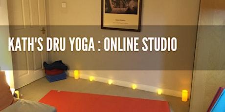 Kath's Dru Yoga Online tickets