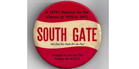 A 1970's Reunion for the Classes of 1970 to 1975 tickets