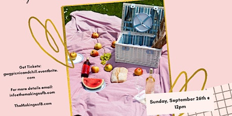 Goals with Girlfriends: Picnic and Chill tickets