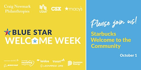 Starbucks Welcome to the Community Event Chevy Chase MD tickets