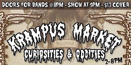 Hardcore Hearse Club Presents Krampus Market + Novembers Doom tickets