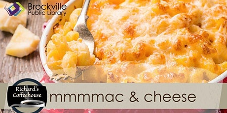 mmmmmac & cheese take-and-make online cooking class ingressos