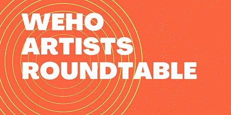WeHo Artists Roundtable tickets