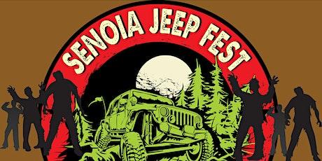 Senoia Jeep Fest 2021 tickets