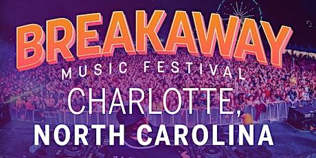 Breakaway Music Festival  2021 tickets