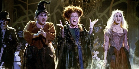 SOLD OUT - Row House Drive-In – Hocus Pocus tickets