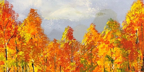 Art 101: Fall Acrylic Painting tickets