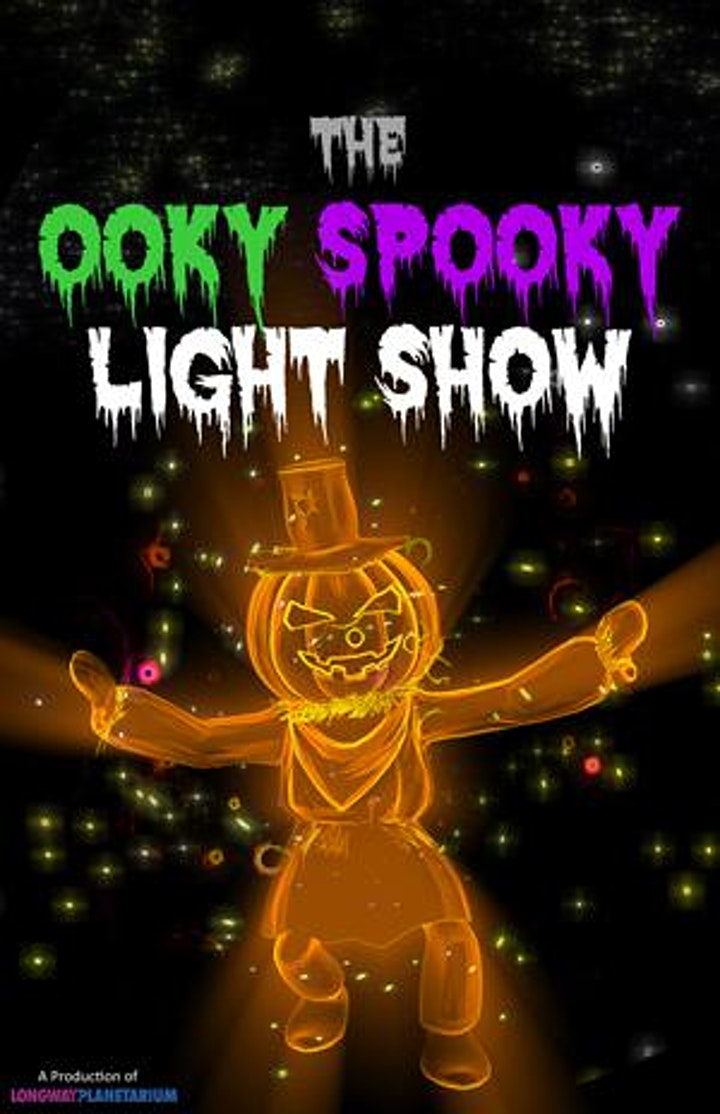 The Ooky Spooky Light Show image