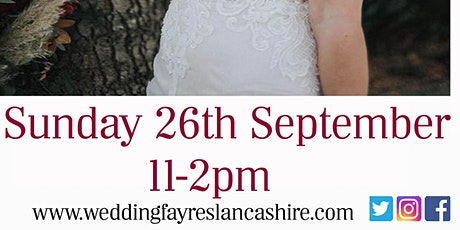 Wedding Fayre At The Lodge, Lancaster tickets