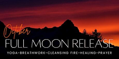 Spiritual Medicine Mini Retreat- OCTOBER FULL MOON RELEASE tickets