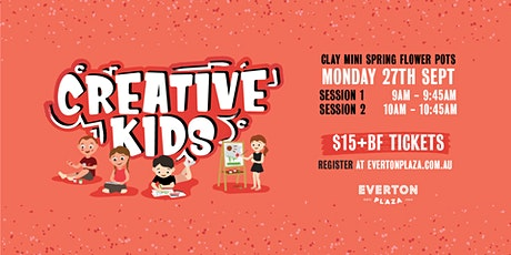 Creative Kids   27th September tickets