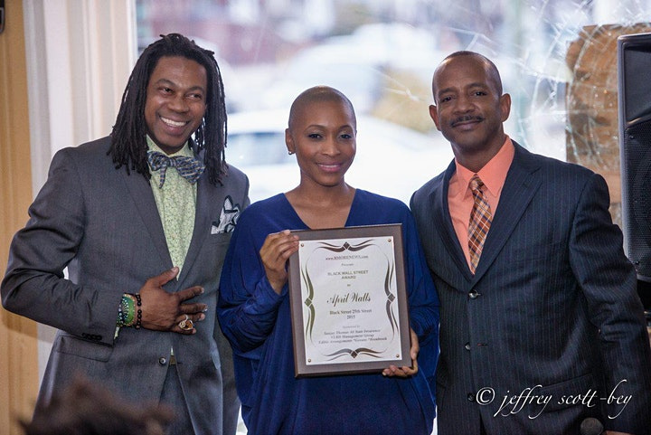 BmoreNews.com presents The Joe Manns Black Wall Street Awards image