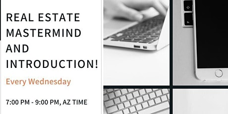 Real Estate Online Mastermind and Introduction (NC) tickets