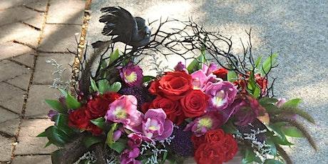 Spooky Flower Workshop tickets