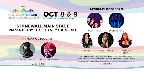 2021 Kentuckiana Pride Festival tickets