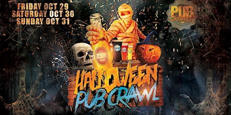 Halloweekend Pub Crawl NY 2021 tickets