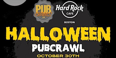 Philadelphia Halloween Pub Crawl At Hard Rock tickets