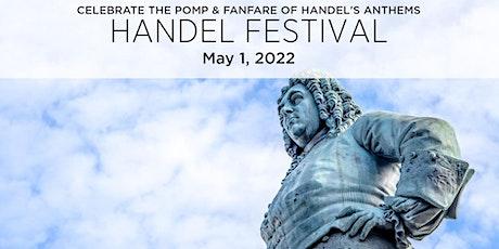 Handel Festival tickets