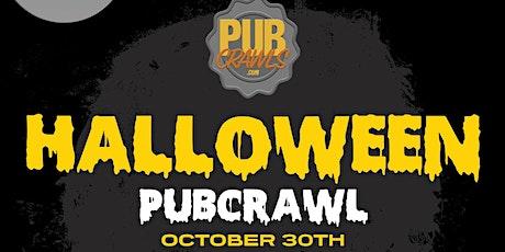 Graveyard Row HalloWeekend Pub Crawl San Francisco tickets