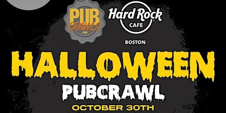 Washington DC Halloweekend Pub Crawl 2021 tickets