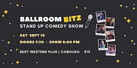 Ballroom Bitz - Stand Up Comedy Show tickets