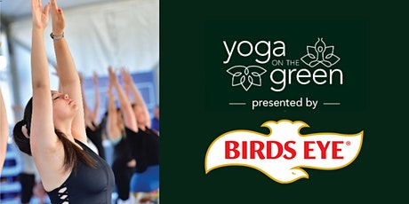 Yoga on the Green presented by Birds Eye tickets