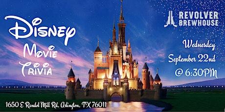 Disney Movie Trivia at Revolver Brewhouse tickets