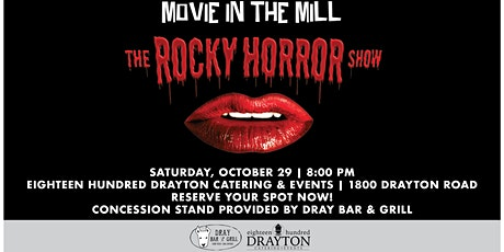Movie in the Mill: Rocky Horror tickets