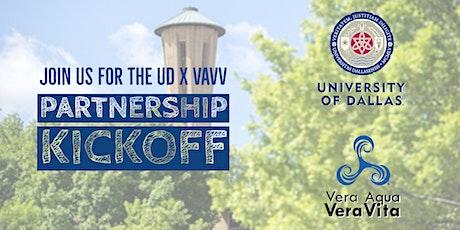UD x VAVV Partnership Kickoff Info Session tickets