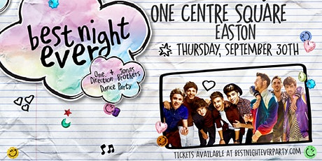 Best Night Ever (One Direction vs. Jonas Brothers) tickets