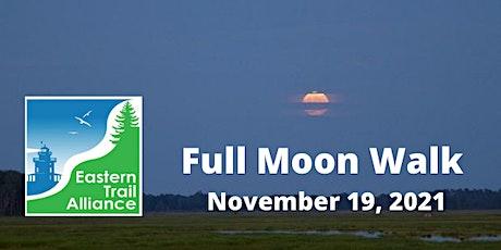 November  Full Moon Walk tickets