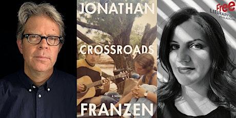 VIRTUAL - Jonathan Franzen | Crossroads (A Key to All Mythologies, 1) tickets