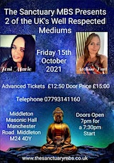 An Evening of Mediumship with the incredible Jeni Marie and Melissa Hart tickets