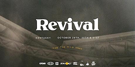 Kentucky Revival tickets