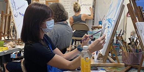 Saturday Painting Workshops: Snowy Owl tickets
