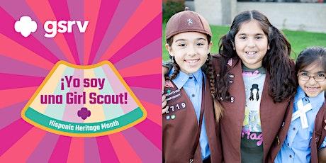 "Hispanic Heritage Month Celebration ""¡Yo soy una Girl Scout!"" Friday Fiesta tickets"