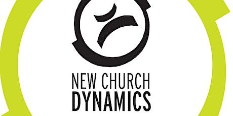 New Church Dynamics tickets
