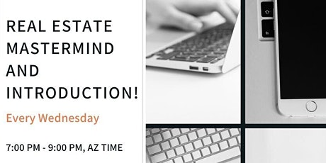 Real Estate Online Mastermind and Introduction (AL) tickets