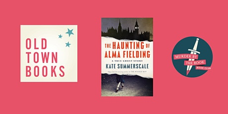 October Murder by the Book Club: The Haunting of Alma Fielding tickets