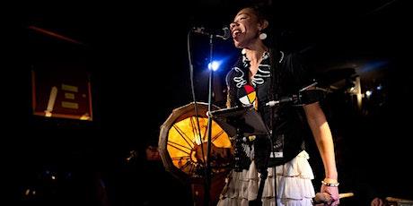 Martha Redbone: Indigenous Funk Party tickets