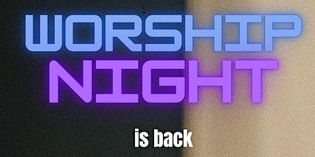 FREE Worship Night tickets