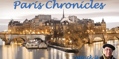 Paris Chronicles billets