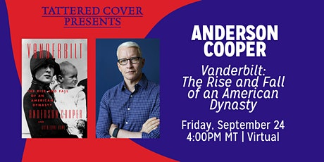 Live Stream with Anderson Cooper tickets