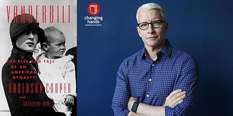 Anderson Cooper: Vanderbilt: The Rise and Fall of an American Dynasty tickets
