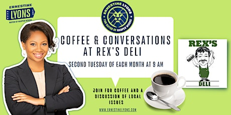 Coffee and Conversations tickets